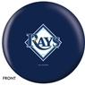 Tampa Bay Rays Bowling Ball