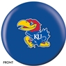 University of Kansas Bowling Ball