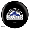 Colorado Rockies Bowling Ball