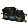 Linds Triple Tote Roller Bowling Bag Plus- Black