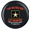 US 1st Infantry Bowling Ball
