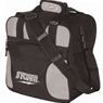 Storm Solo 1 Ball Bowling Bag- Silver/Black