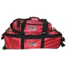 Storm Tournament 3 Ball Deluxe Tote Roller- Red/Black