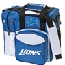 NFL Single Bowling Bag- Detroit Lions