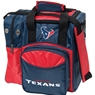 NFL Single Bowling Bag- Houston Texans