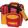 NFL Single Bowling Bag- Kansas City Chiefs