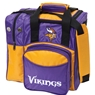 NFL Single Bowling Bag- Minnesota Vikings