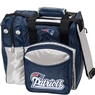NFL Single Bowling Bag- New England Patriots