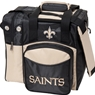 NFL Single Bowling Bag- New Orleans Saints