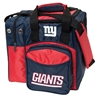 NFL Single Bowling Bag- New York Giants