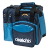 NFL Single Bowling Bag- San Diego Chargers