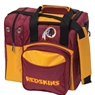 NFL Single Bowling Bag- Washington Redskins