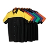 Cyclone Retro Bowling Shirt- 6 Colors