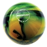 Glow Duckpin Bowling Ball Marbleized- 3 Ball Set