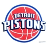 Detroit Pistons Bowling Towel by Master