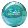 Brunswick T-Zone Carribean Blue Bowling Ball