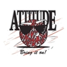 Bring It On Attitude Towel