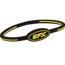 EFX Silicone Oval Wristband- Black/Yellow