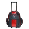 900 Global Value 1 Ball Roller Bowling Bag- Red/Black
