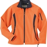 Ash City Ladies Performance Brushed back Soft Shell Jacket