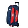 NFL Triple Roller Bowling Bag- Miami Dolphins