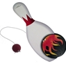 Bowling Paddle Ball Game- 6 Paddles