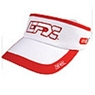 EFX Headsweats Visor- White/Red