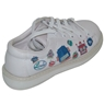Brunswick Flyer Youth Bowling Shoes- White