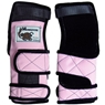 Mongoose Lifter Pink Wrist Support- Left Hand
