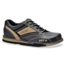 Dexter Mens SST 6 LZ Bowling Shoes Black/Stone- Right Hand