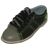 Linds Mens 300 Classic Rental Glow Bowling Shoes- Laces