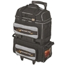 Storm Streamline 4 Ball Roller Bowling Bag- Black/Silver