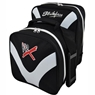 KR Victory Rave Single Bowling Bag- Black/White