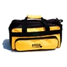 Double Zipper Soft Pack Bowling Bag- Marigold/Black