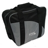 Aurora 2 Ball Soft Pack Bowling Bag- Gray/Black