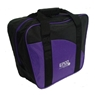 Aurora 2 Ball Soft Pack Bowling Bag- Purple/Black