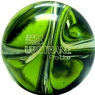 Candlepin Urethane Pro-Line Bowling Ball- Lime Green/White/Navy