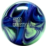 Candlepin Urethane Pro-Line Bowling Ball- Purple/Blue/Mint