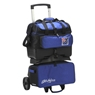 KR Eliminator 4 Ball Roller Bowling Bag- Royal/Black