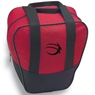 BSI Nova Single Ball Bowling Bag- Red/Black