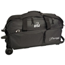 BSI Prestige 3 Ball Roller Bowling Bag- Black