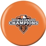 San Francisco Giants 2012 World Series Champs Bowling Ball- Version 1