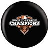 San Francisco Giants 2012 World Series Champs Bowling Ball- Version 2