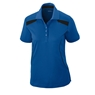 Ash City Ladies Tempo Polo Performance Shirt- 4 Colors