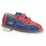 BSI Suede Boys Rental Bowling Shoes- Velcro