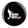 Bowlerstore.com Bowling Ball- Solid Black