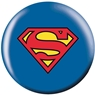 Superman Icon Shield Bowling Ball