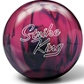 Brunswick Strike King Bowling Ball- Purple/Pink Pearl