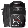 900 Global Fresh 1 Ball Tote Bowling Bag- Black
