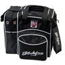 KR Strikeforce Flexx Single Bowling Bag- Black